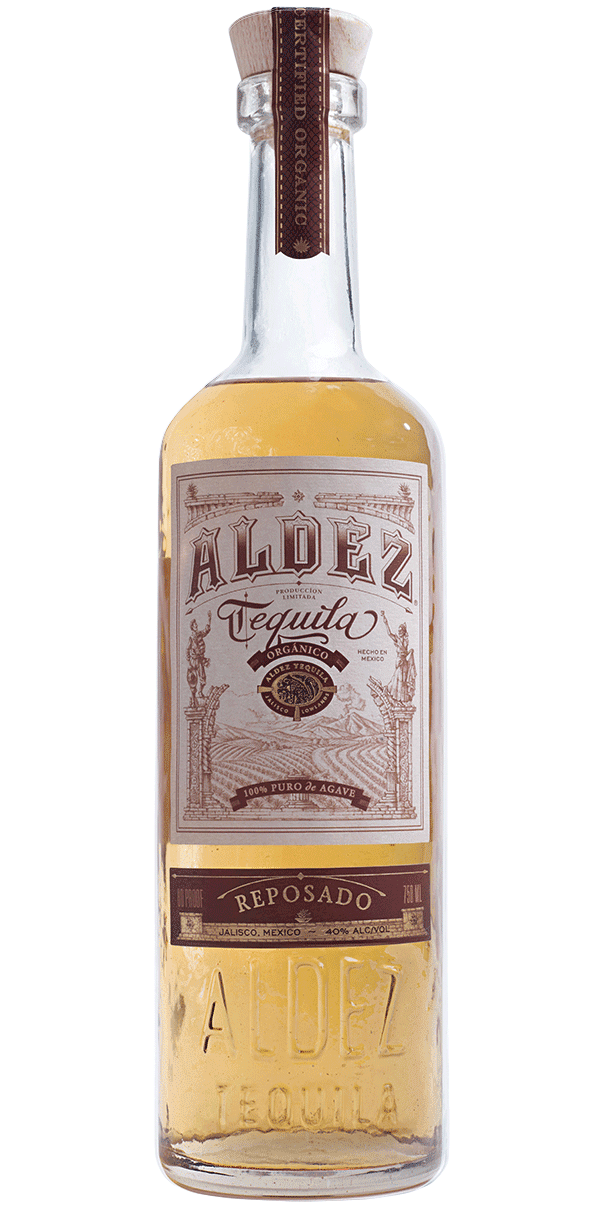 Aldez Organic Tequila Reposado