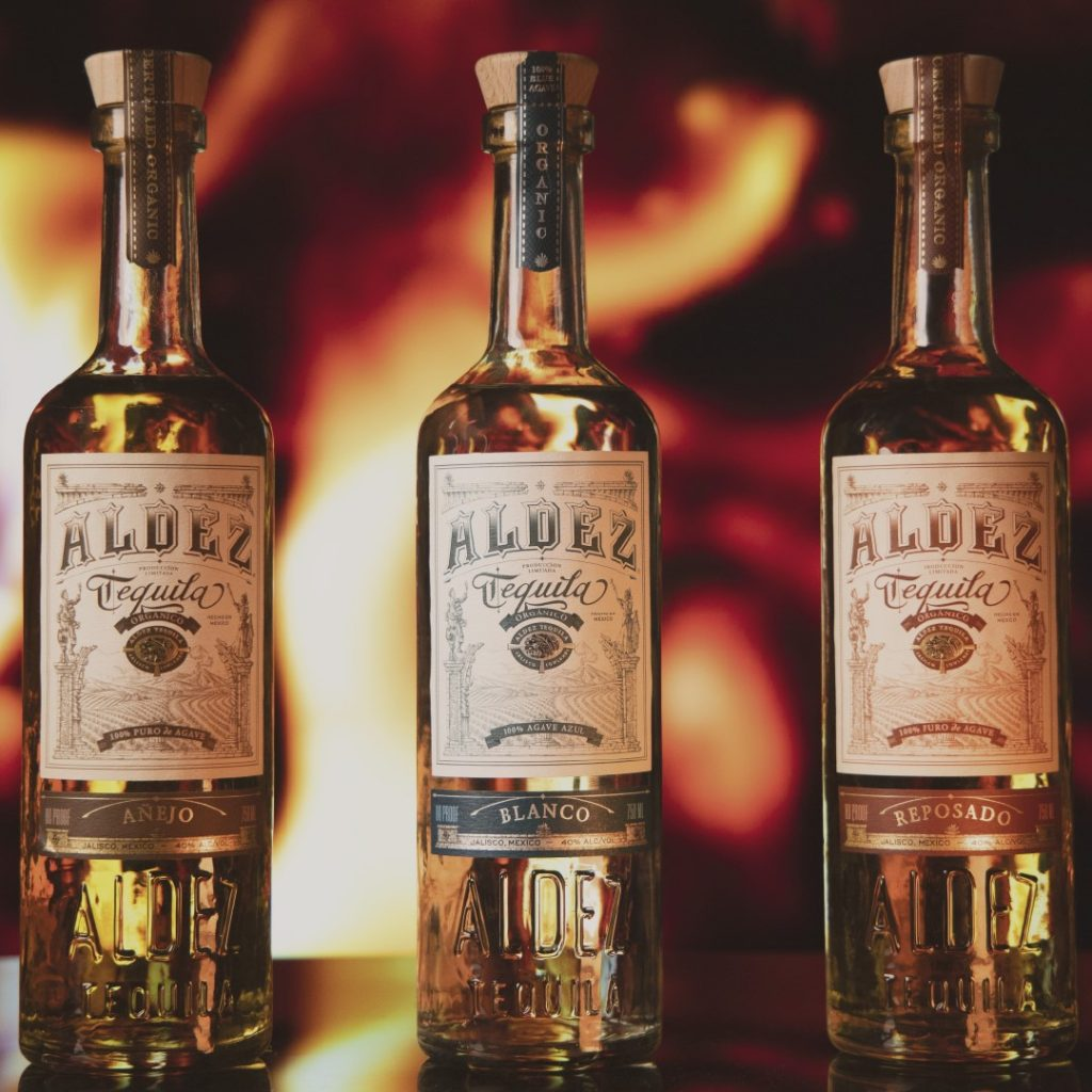 Premium small-batch tequila - organic & sustainably produced
