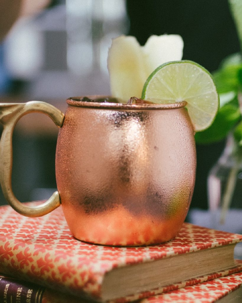 Best Tequila Cocktails: Mexican Mule with Aldez Tequila